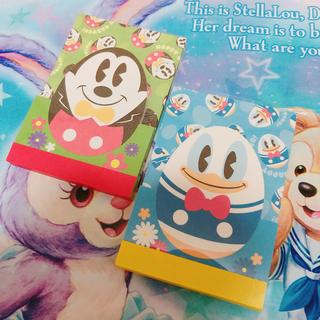 Disney - ディズニー イースター メモ