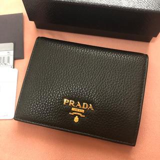 PRADA - プラダ 二つ折り財布 ミニ財布