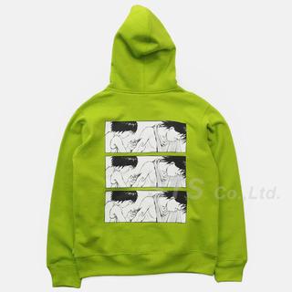 シュプリーム(Supreme)の込みM supreme akira Zip Up Sweatshirt(パーカー)