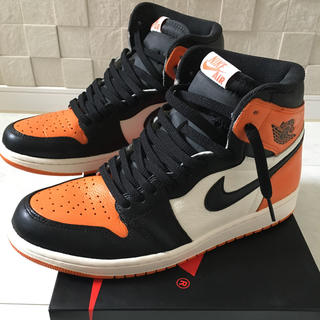 NIKE - NIKE AIR JORDAN1 retro high og custom