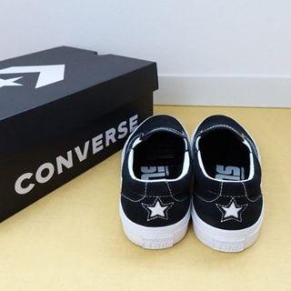コンバース(CONVERSE)の24cm コンバース ヒールスター スリッポン ONE STAR CC SLIP(スニーカー)