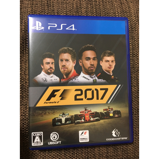 F1 2017 PS4ソフト
