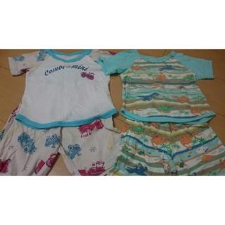 コンビミニ(Combi mini)のコンビミニ パジャマ2組 サイズ80(パジャマ)
