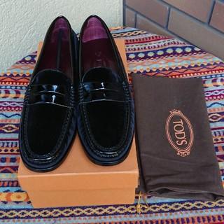 トッズ(TOD'S)の❤️未使用❤️TOD'S トッズ ローファー(ローファー/革靴)