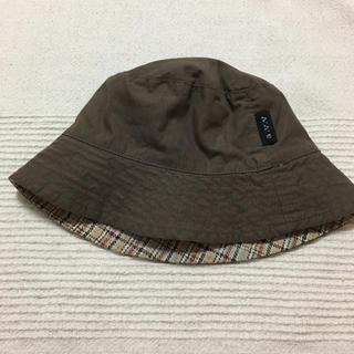 アーヴェヴェ(a.v.v)の美品 a.v.v 80サイズ 帽子 ベビー(帽子)