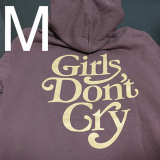 M UNION Girls Dont Cry Verdy パーカー Hoodie(パーカー)