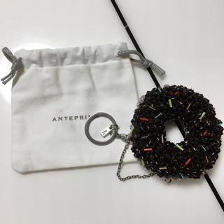 アンテプリマ(ANTEPRIMA)のアンテプリマ ドーナツ キーホルダー(キーホルダー)