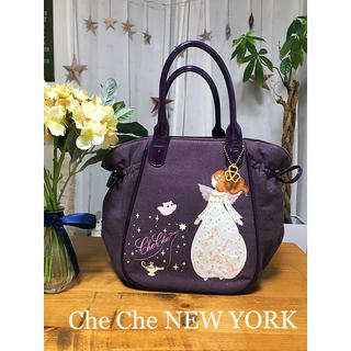 チチニューヨーク(Che Che New York)の☆Che Che NEW YORK☆(ハンドバッグ)