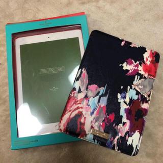 ケイトスペードニューヨーク(kate spade new york)の【SALE値下げ】新品未使用iPad Air2ケースケイトスペード♠️(iPadケース)