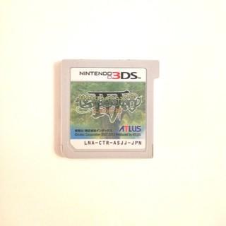 ニンテンドー3DS(ニンテンドー3DS)の3DS  世界樹の迷宮 伝承の巨神(携帯用ゲームソフト)