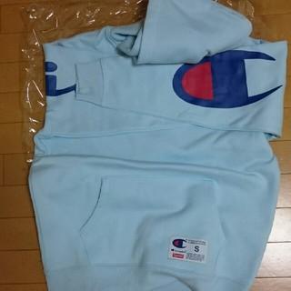シュプリーム(Supreme)のsupreme champion Hooded Sweatsshirt(パーカー)