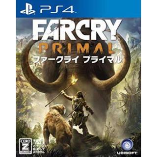 ファークライ プライマル PS4ソフト