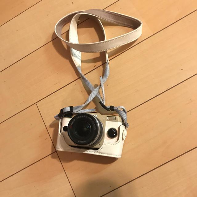 PENTAX(ペンタックス)のpentax-q10 スマホ/家電/カメラのカメラ(ミラーレス一眼)の商品写真