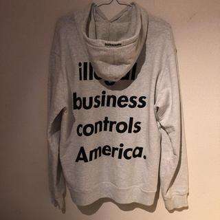 シュプリーム(Supreme)のIllegal Business Hooded Sweatshirt(パーカー)