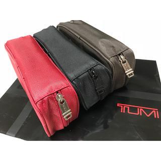 トゥミ(TUMI)のアメニティ ポーチ 【TUMI】3つセット(ビジネスバッグ)