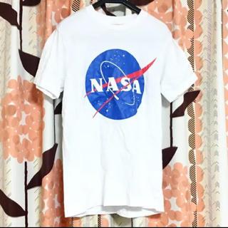 ジーユー(GU)のTシャツ ジーユー ホワイト 未使用(Tシャツ/カットソー(半袖/袖なし))