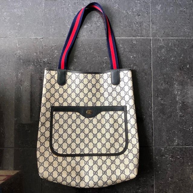 reputable site 3aa81 89a8c GUCCI トートバッグ