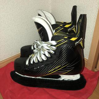 シーシーエム(CCM)のアイスホッケーシューズ スケート靴 CCM Super Tacks Senior(その他)