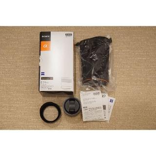 ソニー(SONY)の【新品同様】SONY Eマウントレンズ 24mm F1.8(SEL24F18Z)(レンズ(単焦点))