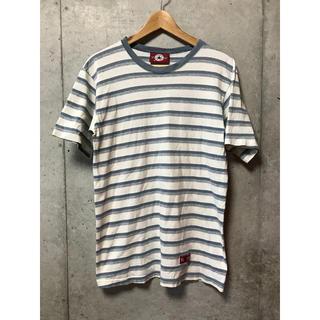 コンバース(CONVERSE)の コンバース 90's アメリカ製 Tシャツ ボーダー made in usa (Tシャツ/カットソー(半袖/袖なし))