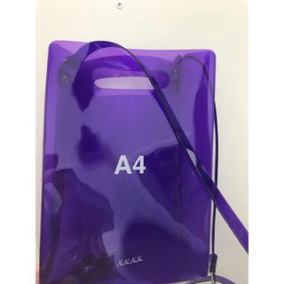 スタニングルアー(STUNNING LURE)の新品未使用 NaNaNaNa A4(ショルダーバッグ)