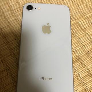 アイフォーン(iPhone)のiPhone8 64 softbank(スマートフォン本体)