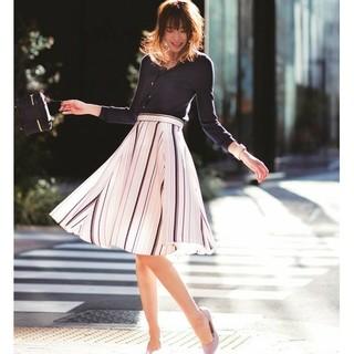 Apuweiser-riche - アプワイザーリッシェ☆スカラストライプスカート
