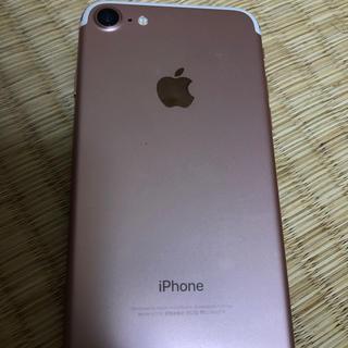 アイフォーン(iPhone)のiPhone7 32 docomo(スマートフォン本体)