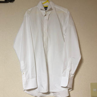【結婚式などに!】ウィングカラーシャツ(シャツ)