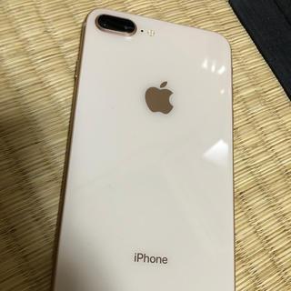アイフォーン(iPhone)のiPhone8Plus 256 au(スマートフォン本体)