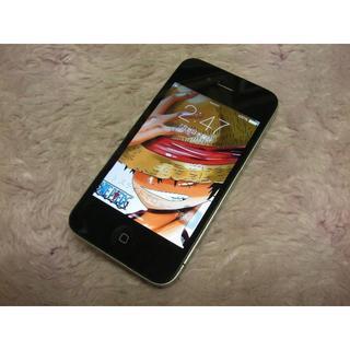 アップル(Apple)のiPhone4 32GB softbank No920 USB充電ケーブル付き(スマートフォン本体)