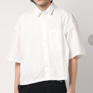 ジエダ(Jieda)の【Jieda】half sleeve shirt(シャツ)