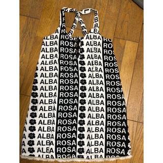 アルバローザ(ALBA ROSA)のALBA ROSA ワンピース(ミニワンピース)