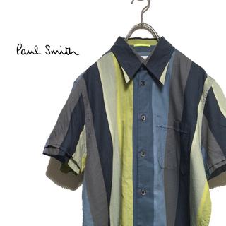 ポールスミス(Paul Smith)のPaul Smith ポールスミス ストライプシャツ (シャツ)