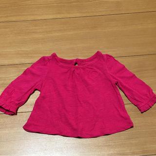 ベビーギャップ(babyGAP)の60cm baby Gap 薄手トップス(Tシャツ)