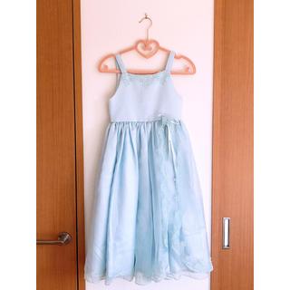 kidsドレス 水色(ドレス/フォーマル)