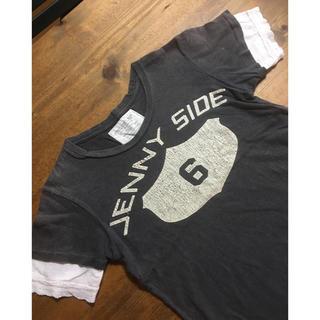 ゴートゥーハリウッド(GO TO HOLLYWOOD)のダンボ様専用GO TO HOLLYWOOD 140 黒Tシャツ(Tシャツ/カットソー)