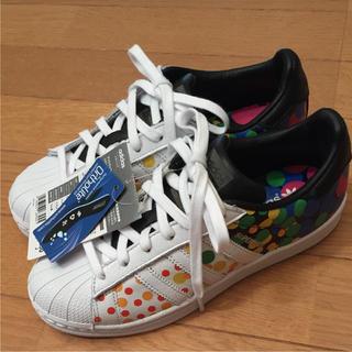 アディダス(adidas)のアディダス スーパースター プライド(スニーカー)