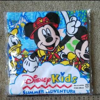 Disney - ディズニーキッズサマーアドベンチャー タオル