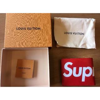 Supreme - supreme  louis  vuitton 財布
