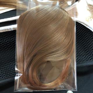 前髪ウィッグ サイド付き     リネアストリア(前髪ウィッグ)