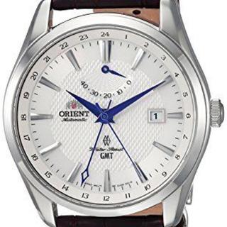 オリエント(ORIENT)のOrient Polaris Automatic GMT (dual time)(腕時計(アナログ))