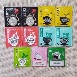 【専用】『CLIPPER』『NORDQVIST』紅茶&フレーバーティーセット(茶)