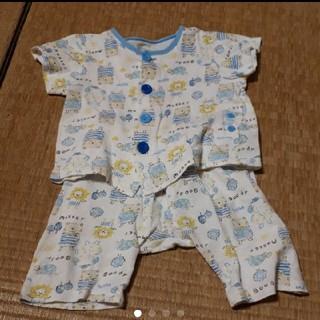 キッズ パジャマ 半ズボン セット 80cm(パジャマ)