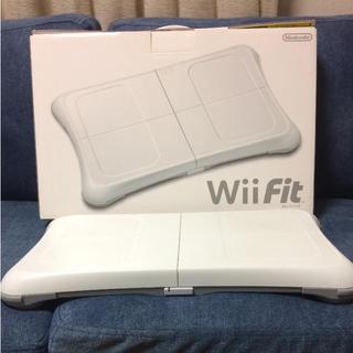 ウィー(Wii)のWiiフィット(家庭用ゲームソフト)