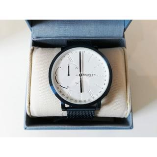 スカーゲン(SKAGEN)のHagen Connected  Hybrid Smartwatch(金属ベルト)