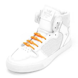 新品☆ヒッキーズ HICKIES 16本入 靴紐 スニーカー シューレース 靴(その他)