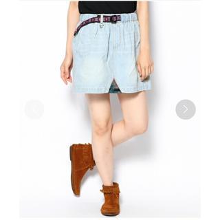 アールディーズ(aldies)のアールディーズ ALDIES Bleach climbing skirt(ミニスカート)