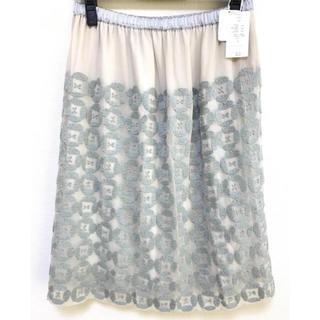 mina perhonen - 美品 タグ付きミナペルホネン dear スカート