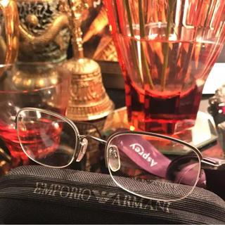 エンポリオアルマーニ(Emporio Armani)のアルマーニ  眼鏡(その他)